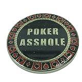 Poker A$$Hole Poker Weight Card Guard