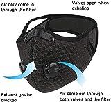 1 Pack Dust_mask Reusable Respirators Unisex