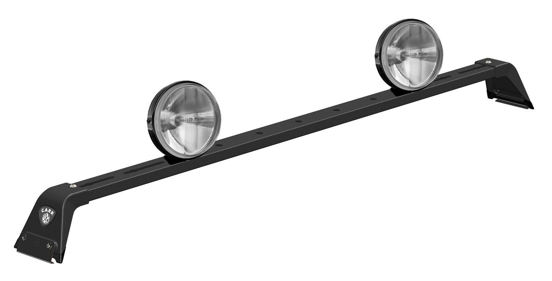 Amazon carr 210701 m profile black powder coated light bar amazon carr 210701 m profile black powder coated light bar automotive aloadofball Images
