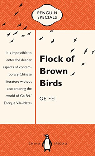 book cover of Flock of Brown Birds