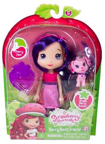 buy the bridge direct strawberry shortcake berry best friend doll