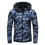 Veste à Capuche Homme Manches Longues Full Zip Manteau Nouveau Camo Imprimer Poches Hoodie Homme Hoodie Classic Fashion… 5