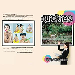 Quickies Audiobook