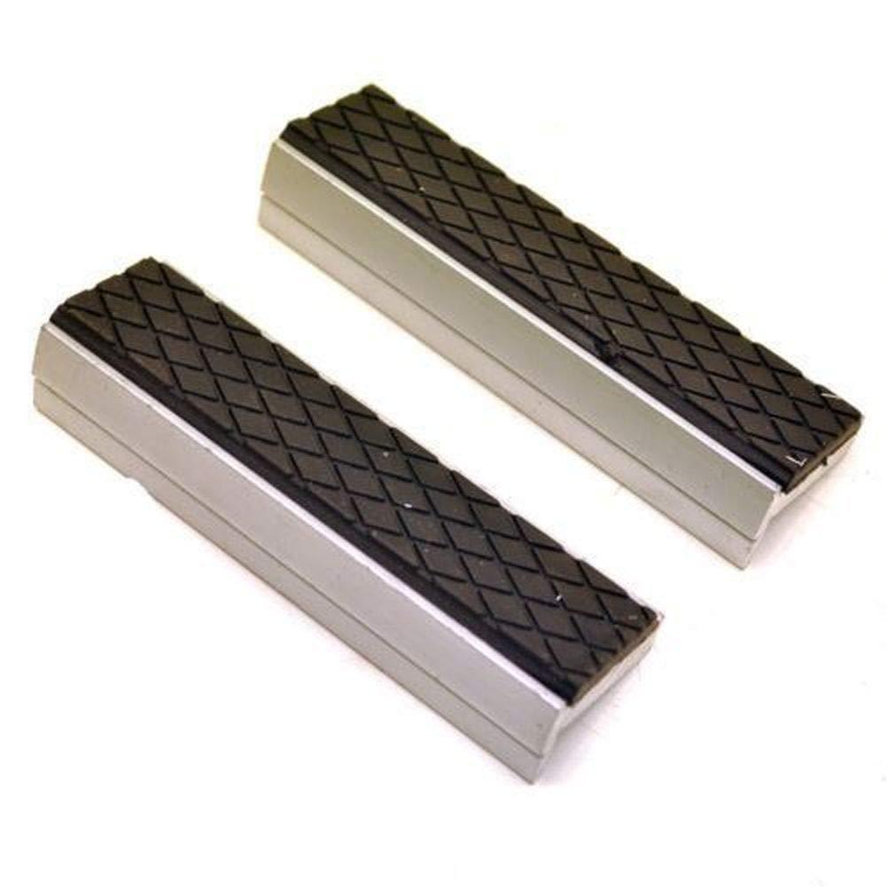 100 mm Sil11 Banco magn/ético o tornillo de banco con mordazas blandas de goma