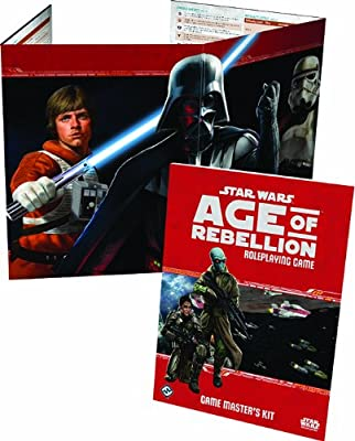 Fantasy Flight Games Star Wars: Age of Rebellion RPG - Game Master's Kit