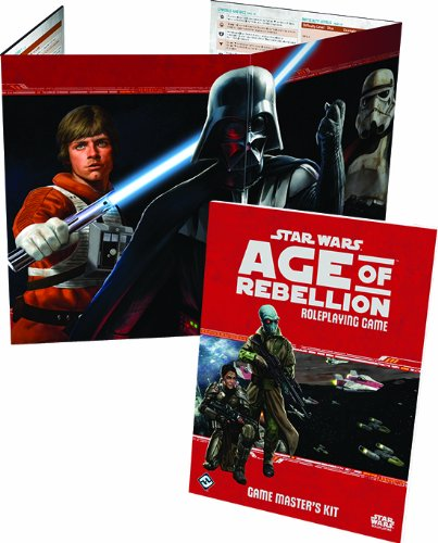 Star Wars: Age of Rebellion RPG Game Master's Kit
