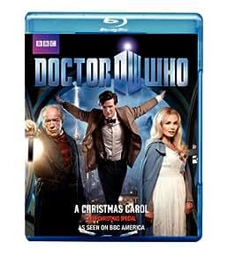 Doctor Who: A Christmas Carol [Blu-ray]