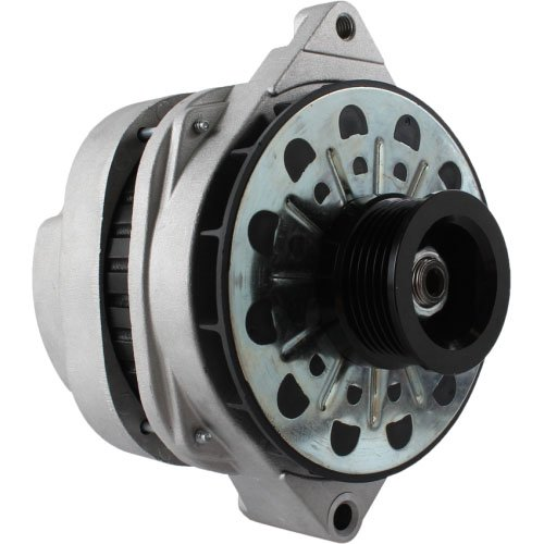 DB Electrical ADR0042 New Alternator for 4.9L 4.9 Deville 91 92 93 94 95 1991 1992 1993 1994 1995, Eldorado, Fleetwood, Seville 91 92 93 1991 1992 1993 321-481 321-580 334-2385 10463189 1-1688-11DR ()