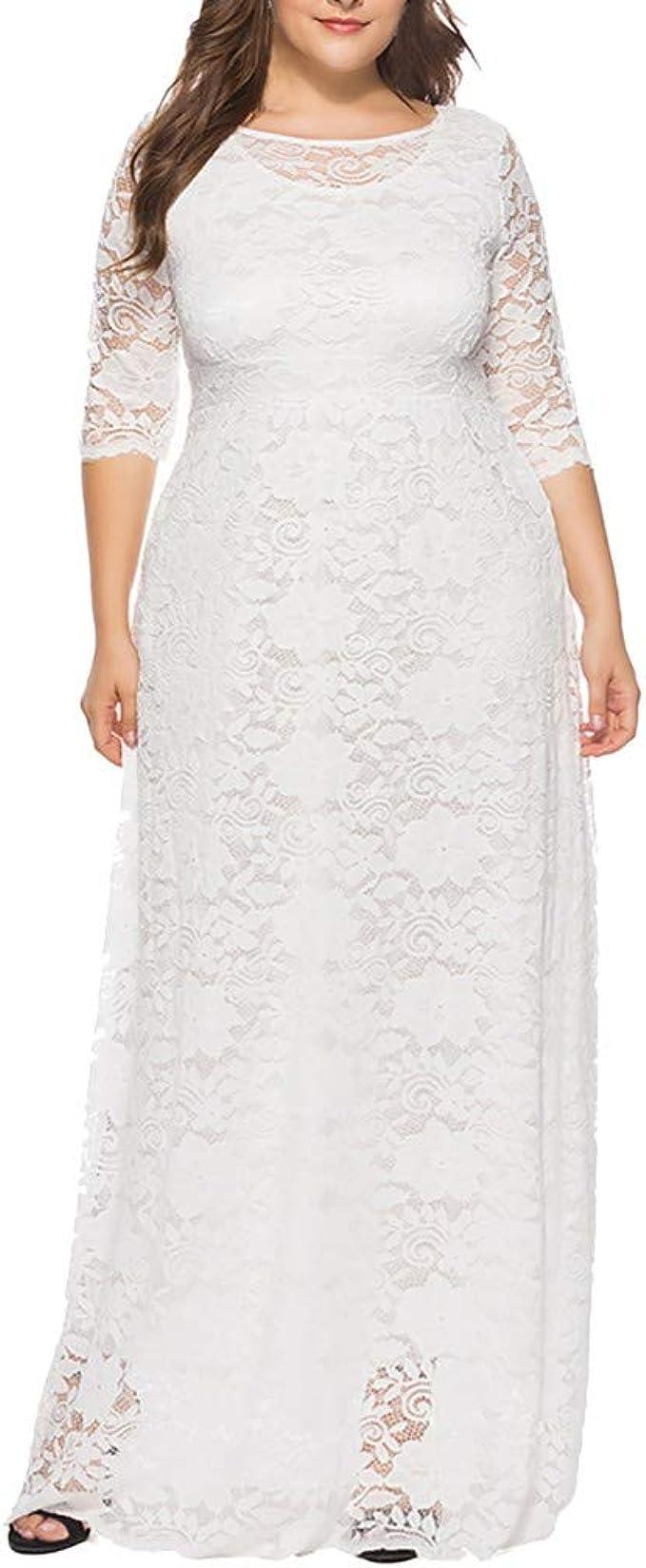 Kleider Damen Pullover Kleid Frühling Langes Kleid Elegant