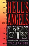 Front cover for the book Hell's Angels: Three Can Keep a Secret If Two Are Dead' by Y. Lavigne