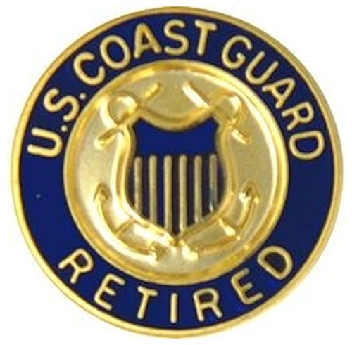 U.S. Coast Guard Retired Small Hat -