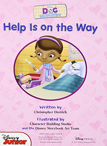 Doc McStuffins: Doc on Call: Board Book Boxed Set by DISNEY (Image #3)