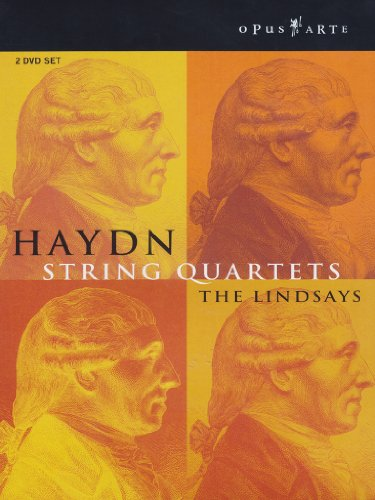 Haydn - String Quartets / The Lindsays, Kuhmo Chamber Music - Festival Strings