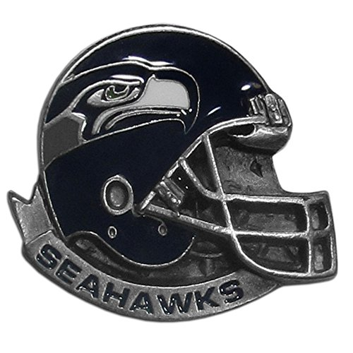 NFL Seattle Seahawks Helmet Team Pin