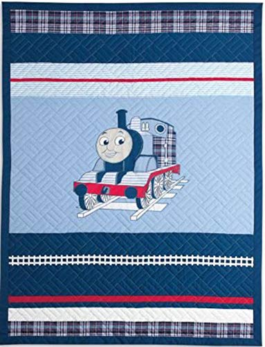 Thomas The Tank & Friends Twin Quilt and Sham by Britt Allcroft