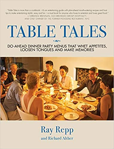 Table Tales Do Ahead Dinner Party Menus That Whet Appetites Loosen