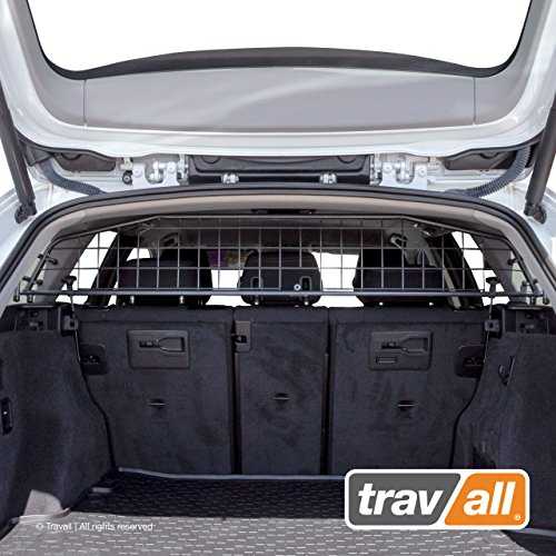 (Travall Guard Compatible with BMW 3 Series Sports Wagon (2012-Current) TDG1410 - Rattle-Free Steel Pet Barrier)
