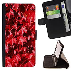 Jordan Colourful Shop - autumn leaves nature vine fall For LG Nexus 5 D820 D821 - Leather Case Absorci???¡¯???€????€????????&ce