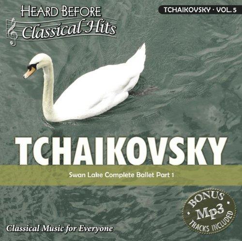(Tchaikovsky [vol. 5]: Swan Lake Complete Ballet Part)