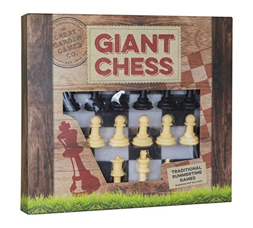 Giant Chess by Professor Puzzle