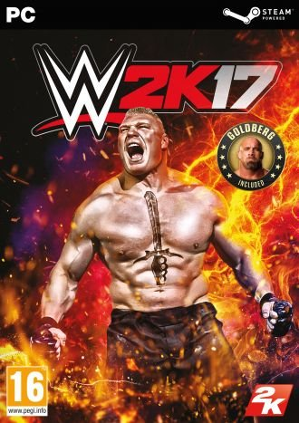 51oHDYUmjiL - WWE-2K17-PC-Code-Steam-Boxed-UK-Version