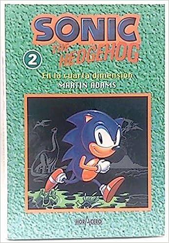 Sonic en la cuarta dimension: Amazon.es: Martin Adams: Libros