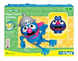 : Sesame Street Grover/Super Grover Building Set