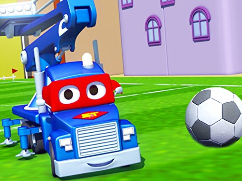 FIFA World Cup - The Soccer Ball/The Fire Truck