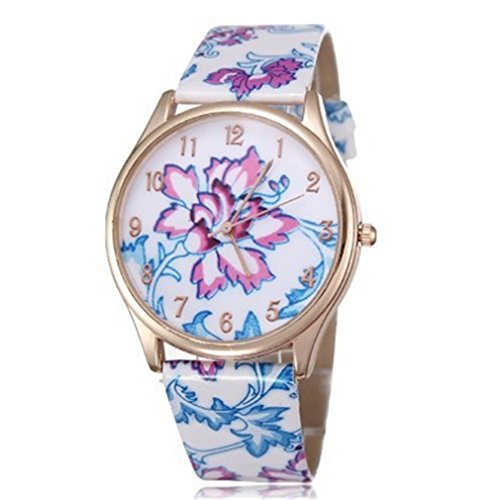 buyeonline-womens-fashion-flower-rose-gold-plated-leather-casual-watch-purple