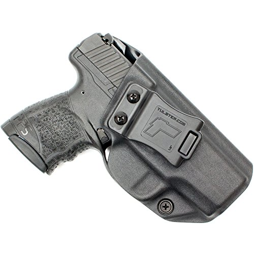 Tulster Walther PPS M2 9mm/.40 Holster IWB Profile Holster (Black - Right Hand)