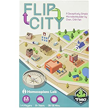 Flip City Board Game
