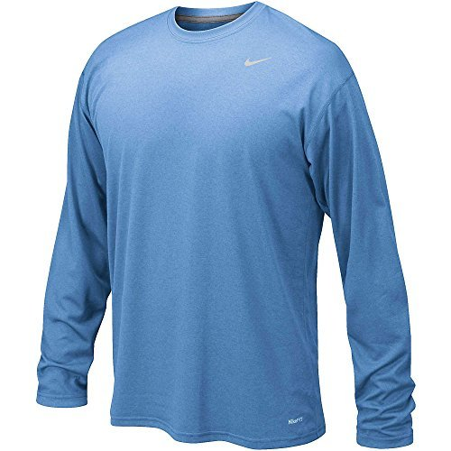 Nike Legend Long Sleeve Poly Top Sky Blue XL