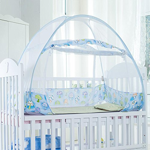Baby Crib Tent Safety Mosquito Net ,Pop Up Canopy Cover