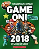 game world - Game On! 2018: All the Best Games: Awesome Facts and Coolest Secrets