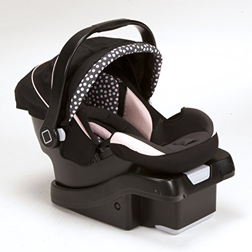 safety 1st onboard 35 air infant car seat pink pearl ebay. Black Bedroom Furniture Sets. Home Design Ideas
