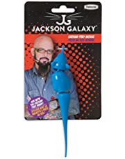 Jackson Galaxy Ground Toy Mouse, Assorted Colours