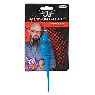 Petmate Jackson Galaxy Ground Mouse Toy