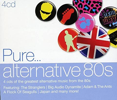 Pure: Alternative 80's (Left Of The Dial Cd)