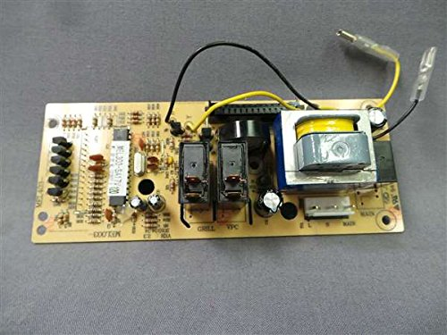 Proctor Replacement Silex (Recertified Proctor Silex MEL303-SA17V Microwave Control Board)