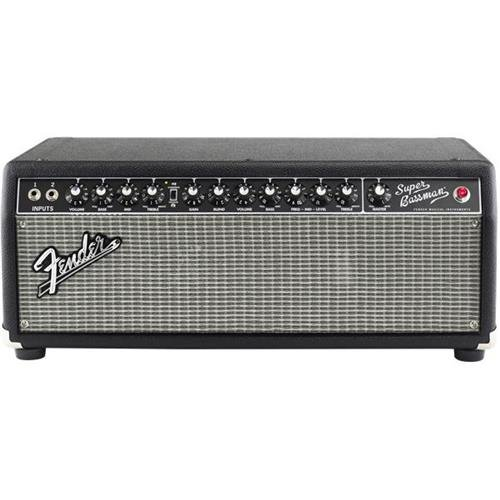 120v Guitar Amplifier (Fender Super Bassman Hd 120v Guitar Amplifier)