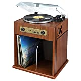 Studebaker Stereo Turntable with Bluetooth Receiver and Record - Best Reviews Guide
