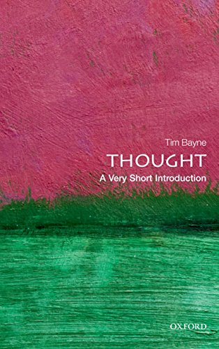 Thought: A Very Short Introduction (Very Short Introductions)