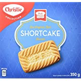 Peek Freans Shortcake Biscuits, 1 Box (350g)
