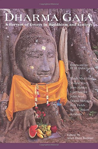 com dharma gaia a harvest of essays in buddhism and  com dharma gaia a harvest of essays in buddhism and ecology 9780938077305 allan hunt badiner the dalai lama books