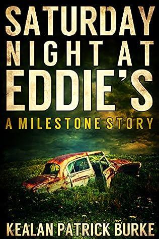 book cover of Saturday Night at Eddie\'s
