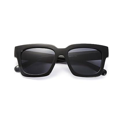 YQ QY Gafas De Sol Marco Grande Gafas Gafas Polarizadas Gafas De Conducción Moda Unisex (