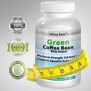 ••• POTENT PREMIUM ••• Green Coffee Bean With Svetol Extract - Fat Burner