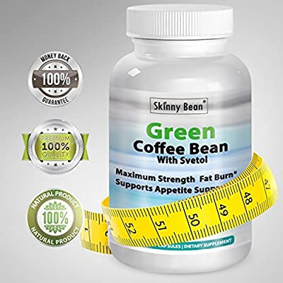 ••• POTENT PREMIUM ••• Green Coffee Bean With Svetol Extract - Fat Burner