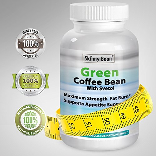 ••• POTENT PREMIUM ••• Green Coffee Bean With Svetol Extract – Fat Burner For Sale