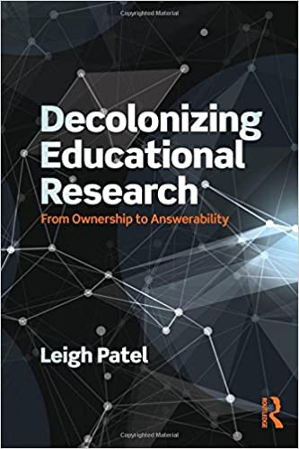 decolonizing educational research series in critical narrative